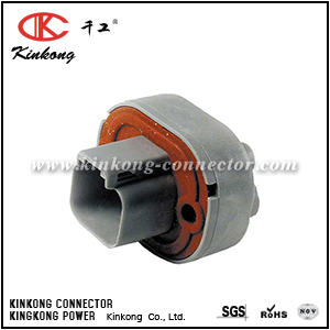 DT15-2P 2 pin blade automotive connector