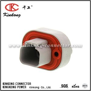 DT15-2P-P010 2 way male DT series waterproof automobile connector