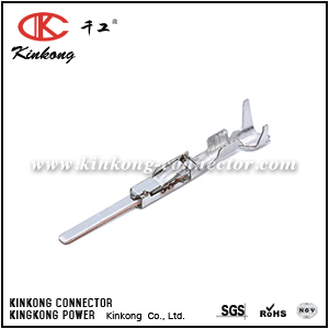 1718758-1 32140651810 1718760-1 1718762-1 Male contact auto connector pin terminal CKK001-1.0MS