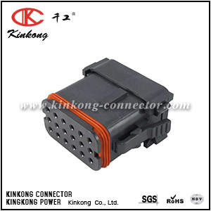 DT16-18SB-EK02 18 hole receptacle electrical plug