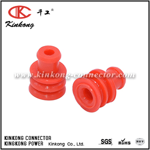 281934-3 electrical wiring plug silicone rubber seals