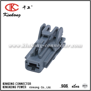 7123-6214-40 1 way female waterproof automotive connector CKK7011A-6.3-21