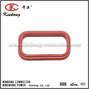 1010-020-1206 Kinkong 12 pin DT series Silicone seals  suit DT06-12SA CKK012-05-SEAL