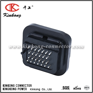 6473418-1 1473418-1 Kinkong 26 pin male automotive connectors with tin plating or gold plating CKK726BS-1.6-11