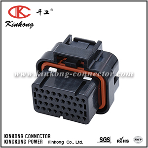 4-1437290-0 34 way Connectivity plug housing Connectors CKK734-1.6-21