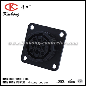 211769-1 Standard Circular Connector RECEPTACLE 9 PIN shell size 17