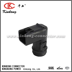 1011-228-0205 DT BACKSHELL 90 2way plug