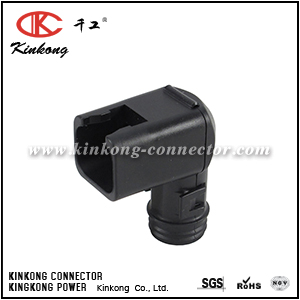 1011-236-0405 DT BACKSHELL 90 4way plug