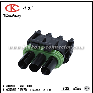 12015793 3 way female TPS cable connectors CKK3031-2.5-21