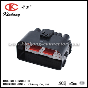 776729-1 48 pin male automotive connector