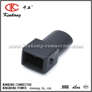2 pins blade wire electric connector  CKK7021T-3.5-11