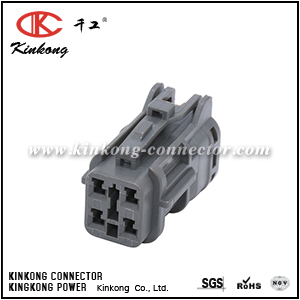 7123-7444-40 4 pole female automobile connector CKK7041-1.8-21