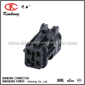 7123-7444-30 4 ways female Auto components CKK7041B-1.8-21