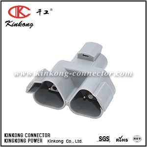 AT04-3P-RY01 3-WAY RECEPTACLE, MALE