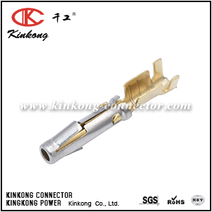 SS16M1F SOCKET CONTACT, STAMPED,, SIZE 16, GOLD FLASH, WIRE RANGE 0.75-1.5MM², 18-16AWG, 13A. COMPATIBLE TO PART SC16M11J