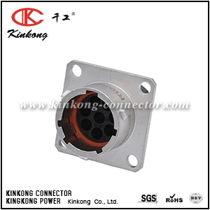 RT00128PN03 8 pin amphenol housing