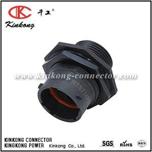 RTS714N4P03 4 way Amphenol SINE Systems connector