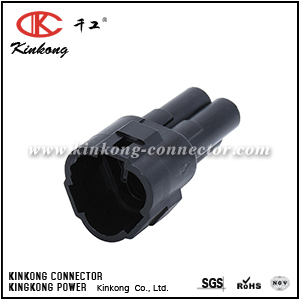 3 pin male waterproof automotive electrical connectors  CKK7031Y-2.0-11