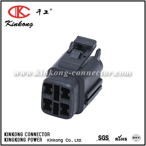 4 pole female motorcycle wiring loom connector CKK7041E-2.0-21