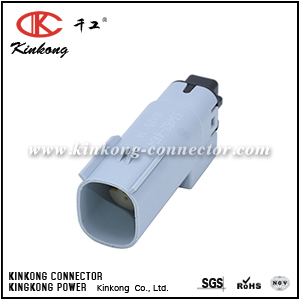 33482-4104 4 pin male wire cable connector CKK7041S-1.0-11