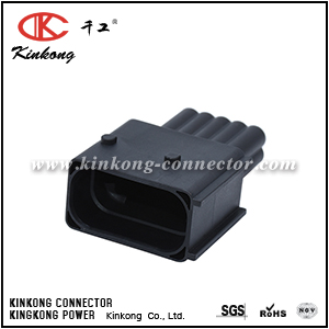 10 pins male automotive wiring harness connector CKK7104-1.5-11