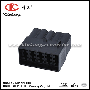 15422718 10 way PBT waterproof electrical connectors CKK7104-3.5-21