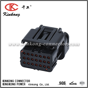 21 way motorbike honda pcx 150 ECU unit connector   CKK721S-0.7-21