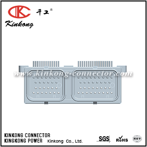 3-6437285-2 3-1437285-2 60 pins male wire connector