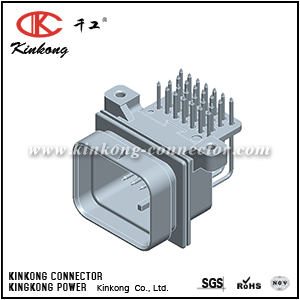 5-6447223-0 5-1447223-0 26 pins lower Locking connector