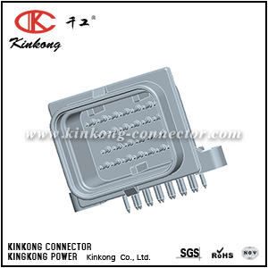2-6437285-8 2-1437285-8 26 pins male Super seal connector