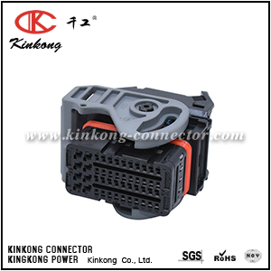 48 hole female wire to board connector CKK748AD-1.0-2.2-21