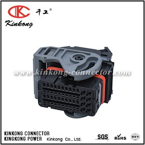 48 way female automotive electrical connector CKK748AG-1.0-2.2-21