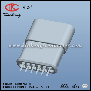 6 pins blade pinhead connector