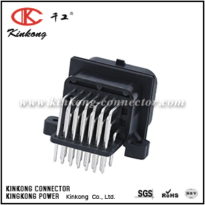 9-6437287-9 9-1437287-9 26 pin male cable connectors with tin plating or gold plating CKK726BA-1.6-11