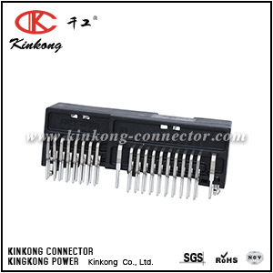 38 pins male hybrid connector