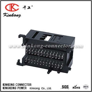 284975-2 52 pin male electric connector