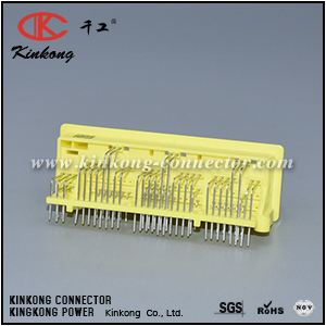 57 pin blade electric wiring connector