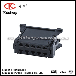 98174-1002 10 hole female wire connector  CKK5102-3.5-21