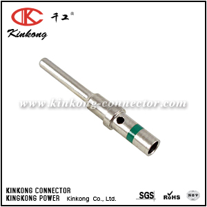 0460-215-16141 Contact, Male to 2mm² to 14AWG, Nickel Plating