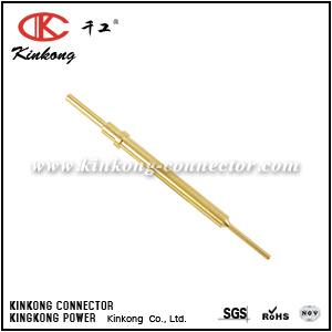 0460-244-1631 PIN, EXTENDED, SIZE 16, GOLD