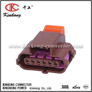 8K0 973 706 A 6 way receptacle connector for Seat, Audi, Skoda, VW CKK7062K-1.5-21