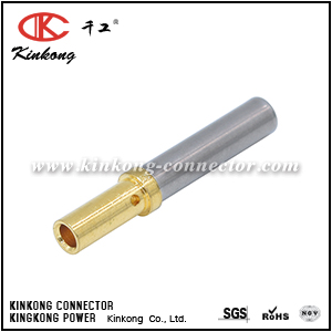 0462-201-1631 SOCKET, SOLID, SIZE 16, 16-20AWG, GOLD