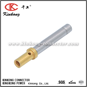 0462-201-2031 SOCKET, SOLID, SIZE 20, 20AWG, GOLD