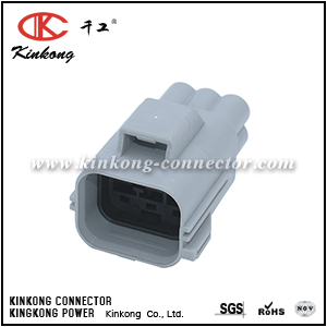 7282-5577-10 6 pin male waterproof automotive electrical connectors  CKK7067B-2.8-11