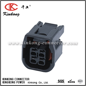 6189-7409 4 hole female HX sealed series connector CKK7049F-1.5-21