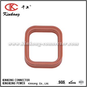 1010-074-0406 4 pole rubber seal suit DTP06-4S CKKP004-05-SEAL