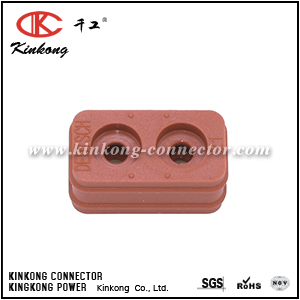 2 way wire seal for DTP06-2S DTP04-2P CKKP002-05