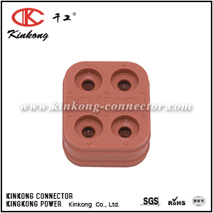 4 way wire seal for DTP06-4S DTP04-4P CKKP004-05