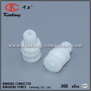 963531-1 electrical connector silicone rubber seals plug