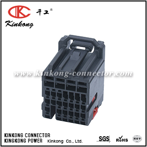1-2098067-3 26 way female Hybrid BCM U1 C Key connector